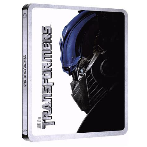 Transformers The Uk Exclusive Steelbook transformers steelbook play exclusive uk