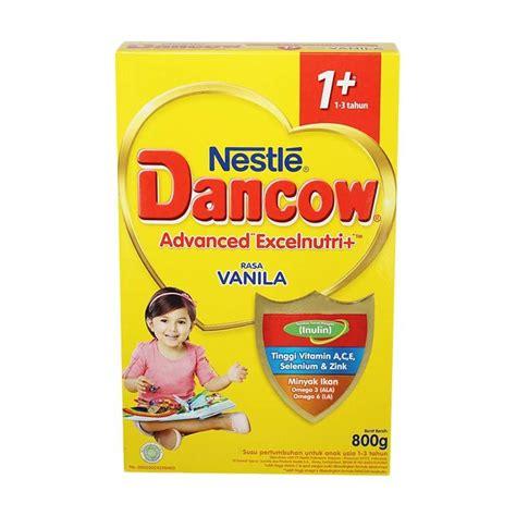 Dancow 1 Vanila 800 G 3box by Jual Dancow 1 Vanila 800 Gr Harga Kualitas