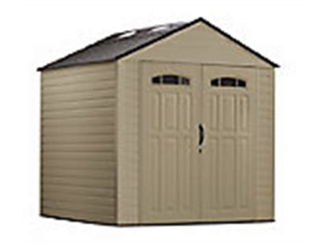 Roughneck Large Storage Shed by Roughneck 174 X Large Storage Shed 7ft X 7ft Discontinued