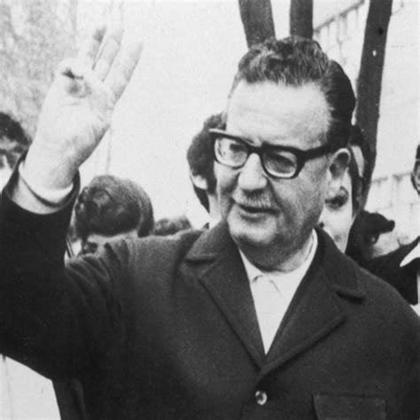 biography of great persons salvador allende president non u s biography com