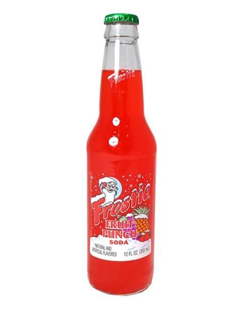 fruit punch soda fresh 4 pk 12oz frostie fruit punch soda soda emporium