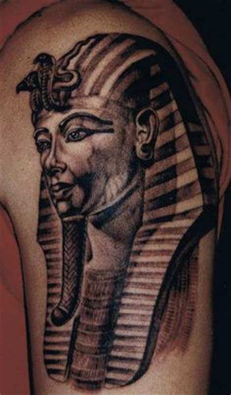 king tut tattoo design vintage microphone ideas