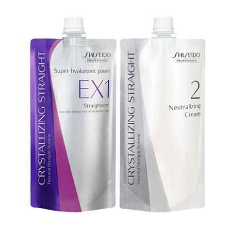 Shiseido Professional shiseido professional crystallizing ex1 2 hair