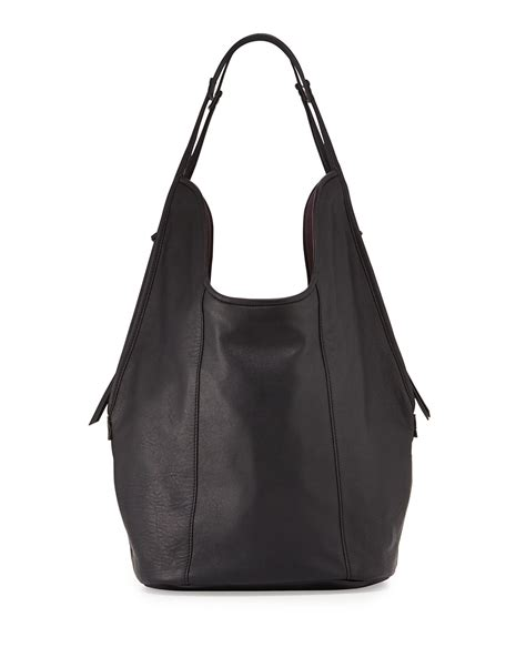 Kooba Tote Bag by Kooba Meadow Lambskin Tote Bag In Black Lyst