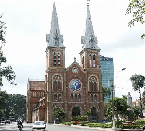 famous french architects the famous french architecture in saigon