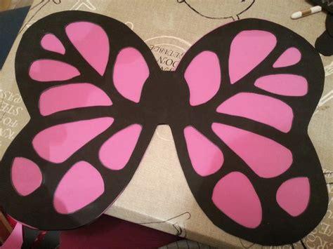 como hacer alas de mariposa para disfraz de nena las cosicas de bea disfraz de mariposa