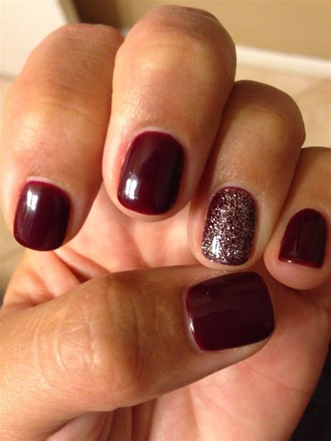 fall pedicure colors best 25 fall manicure ideas on fall gel nails
