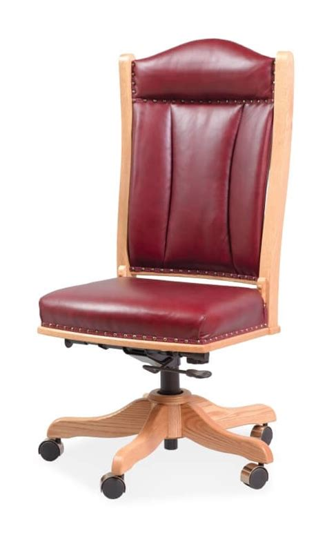 chair with side desk high back side desk chair country furniture