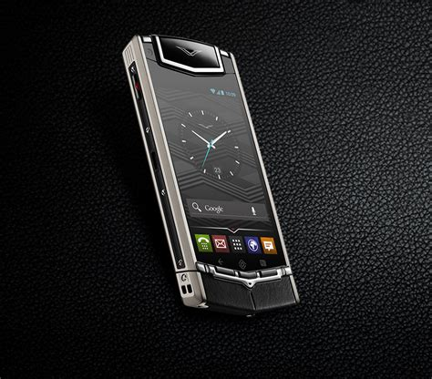 vertu luxury phone the newest luxury accessory the 10 000 vertu ti phone