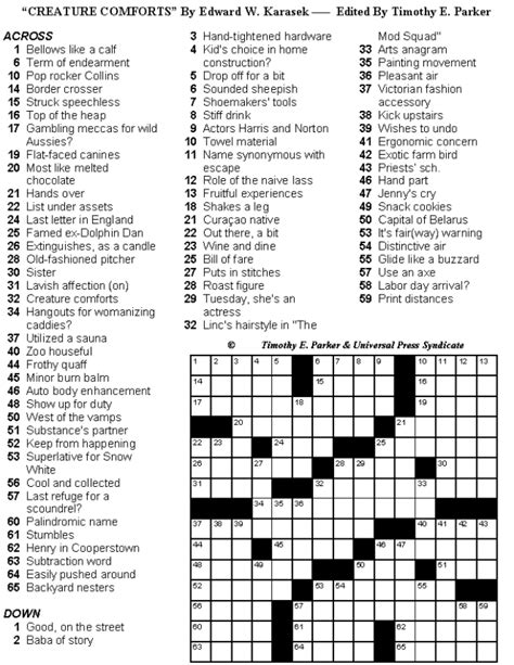 printable crossword puzzles easy to medium medium difficulty crossword puzzles to print and solve