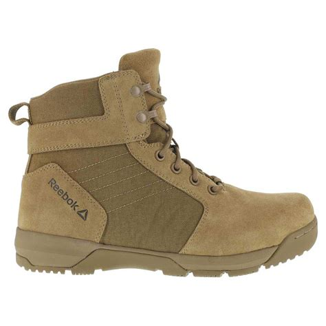 coyote boots reebok strikepoint 6 inch soft toe coyote boot rb8640