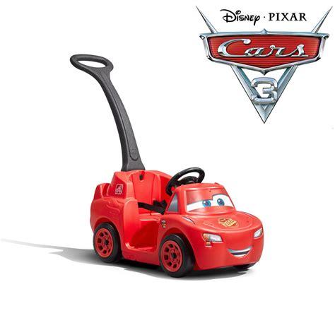 Disney Pixar Cars 3 disney pixar 169 cars 3 ride around racer ride on step