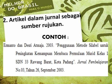 penulisan daftar pustaka bahasa indonesia penulisan daftar pustaka bahasa indonesia