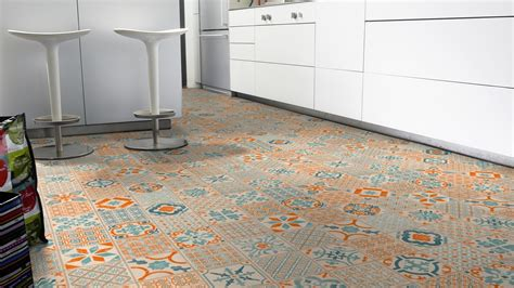 fliese retro www parkettkaiser de tarkett vinyl starfloor click orange