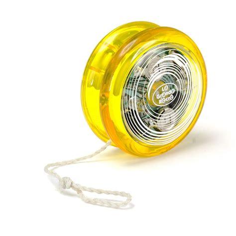 le yoyo yoyo lumineux jaune la grande r 233 cr 233 vente de jouets et