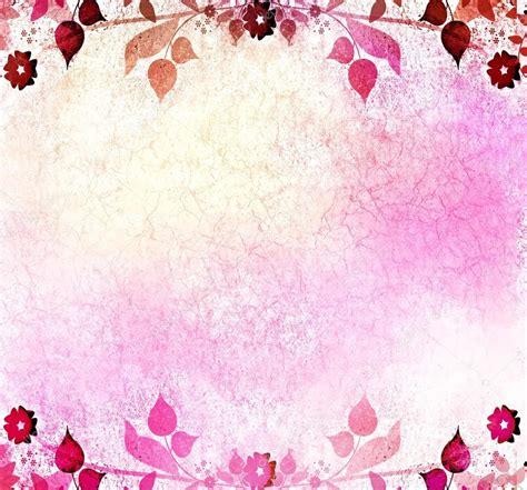 imágenes flores vintage pink floral vintage with old paper background stock