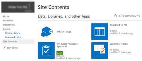 nintex workflow task list new task list for nintex workflow tasks sharepoint and
