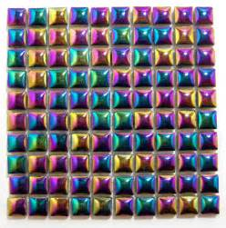 cool disco colors ceramic tiles multi color by designsbyshellb