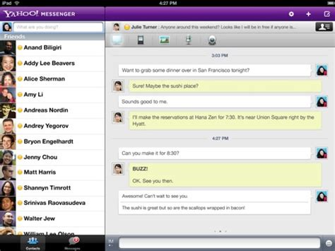 yahoo email won t update on ipad yahoo adds ipad email interface and google updates gmail