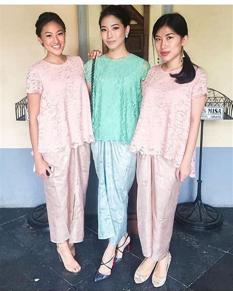 Broklat Kebaya Db 5046 pin by iis sumiati on kebaya kebaya indonesia and pastels