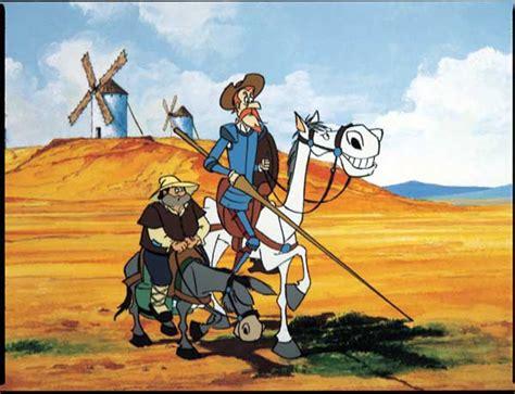de donde era don quijote dela mancha don quijote y sancho panza cabalgan por el cine estrenos
