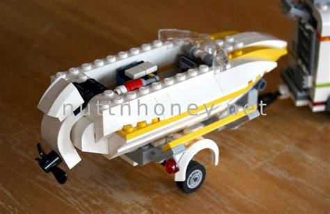 lego boat and trailer instructions 25 best ideas about lego boat on pinterest lego