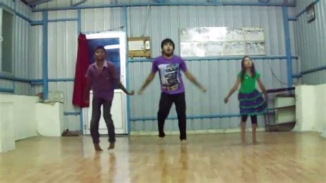 On The Floor Choreography by 1234 Get On The Floor Chennai Express Choreography By Jr Praja