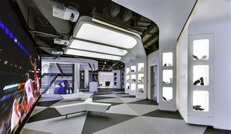 oficinas nike madrid adidas offices shanghai office snapshots