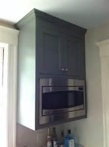 Kitchen Microwave Cabinet Microwave Cabinet Kitchen Appliance Cabinets Pinterest
