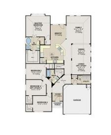 ryland homes orlando floor plan fresno floor planryland homes in parkside at mayfield