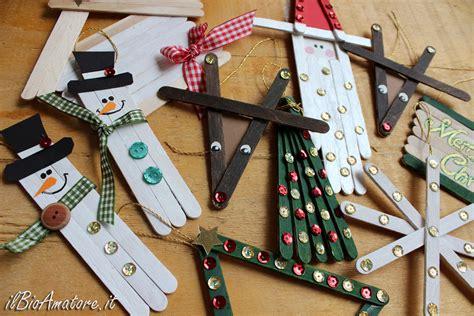 decorare il legno idee 7 idee per decorare l albero di natale con i bastoncini