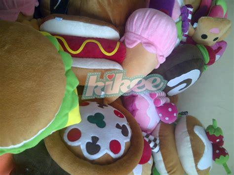 Bantal Boneka Makanan Roti Tawar Penuh reseller bantal makanan rumah kikee laman 2