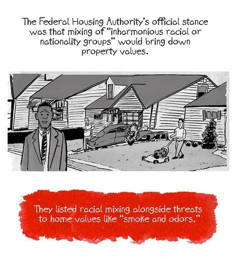 housing discrimination america s shameful history of housing discrimination by jamie hibdon and sarah mirk