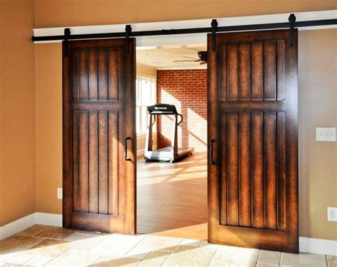 Barn Door Ideas Freshome Rustic Barn Door Hardware 15 Barn Sliding Doors Interior