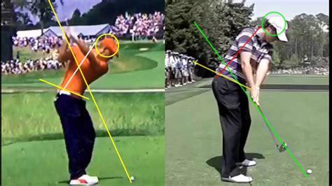 rory mcilroy swing plane bryson dechambeau vs rory mcilroy which golf swing is