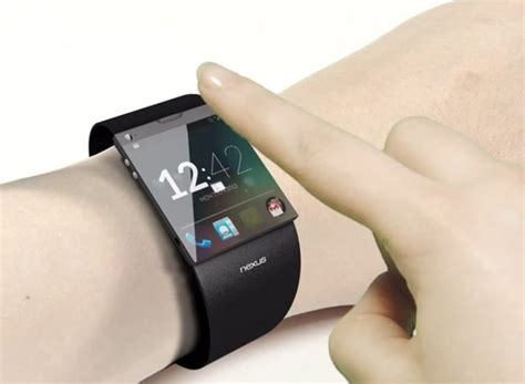 Asus Android Wear Smartwatch Coming At IFA 2014   GoAndroid