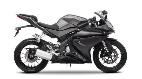 First ride: 2014 Yamaha YZF R125 review   Visordown