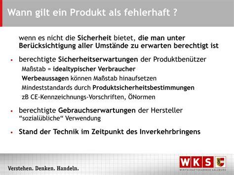 wann gilt als alleinerziehend ppt produkthaftung powerpoint presentation id 239124