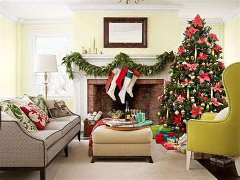 holiday home decorating ideas 60 elegant christmas country living room decor ideas