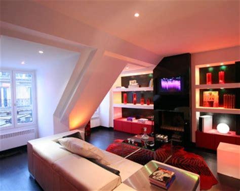 Bien Chambre Rouge Et Noir #1: photo-decoration-d%C3%A9coration-salon-rouge-et-noir-4.jpg