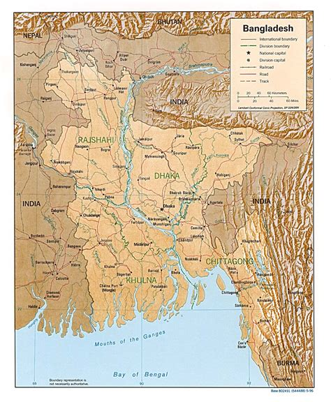 map of bangladesh bangladesh map travel information tourism geography