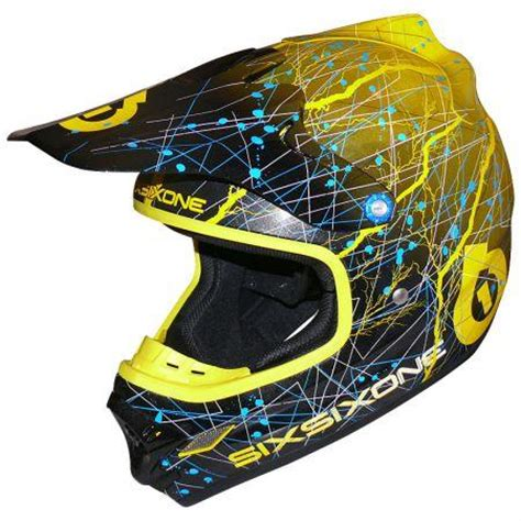 661 motocross helmet sixsixone 661 helmet flight ii 2 static xs small