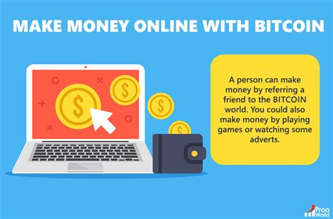 Make Money Online Worldwide - how to make money online with bitcoin howsto co