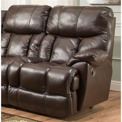 franklin leather recliners franklin mammoth leather reclining sofa furniture market