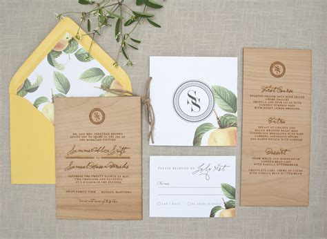 newspaper themed wedding invitation 1000 images about wood theme wedding on pinterest
