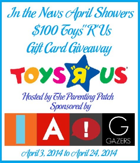 Toys R Us Gift Card Giveaway - toys r us 100 gift card giveaway