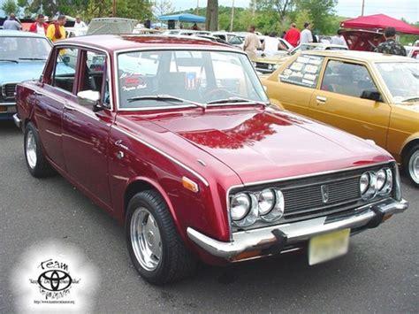 1970 Toyota Corona Josecorona70 1970 Toyota Corona Specs Photos