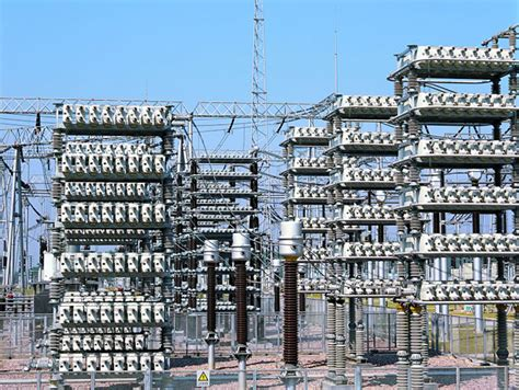 project of capacitor bank hvdc classic siemens