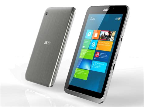 acer windows 8 tablet price acer iconia w4 windows 8 1 tablet unveiled