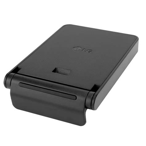 Original Lg Wireless Charging Qi Optimus G Pro E985 Black new official lg qi wireless phone charger stand dock for lg g4 black wcd 110 ebay